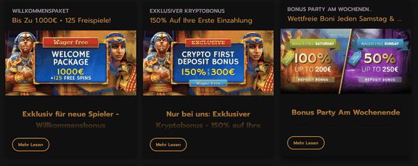 Horus Promo Codes 2021 für die Top Boni